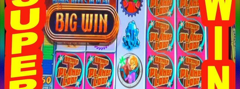 ** BIG WIN ON CLASSIC PLANET LOOT SLOT GAME ** SLOT LOVER **