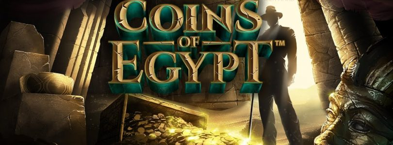 Coins of Egypt from NETENT & BIG WIN