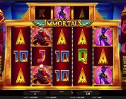 BOOK OF IMMORTALS — CASINO SLOT (Big Win)