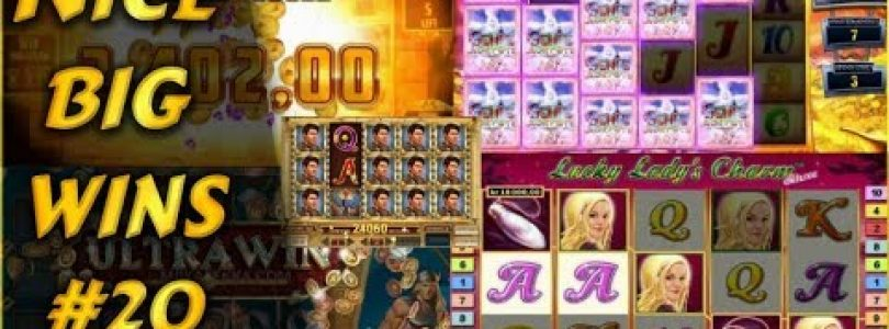 Nice big wins #20 / 2019 | casino streamers, online slots.