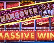 *HUGE WIN!* — The Hangover Pretty Awesome Slot Machine — Drunk Bonuses & Big Wins!!