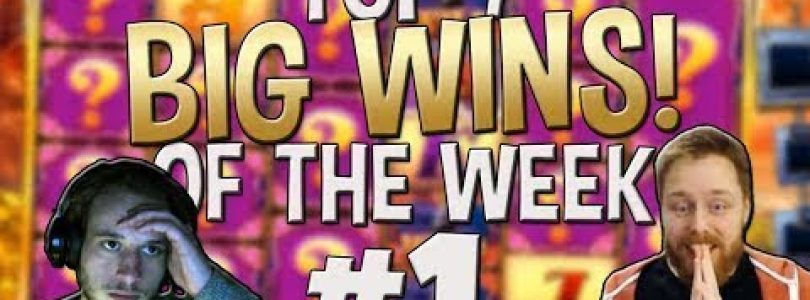 TOP 7 BIG WINS OF THE WEEK 1   2500x  MEGA WIN!