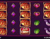 Lucky Links Slot — BIG WIN & Game Play — by JFTW