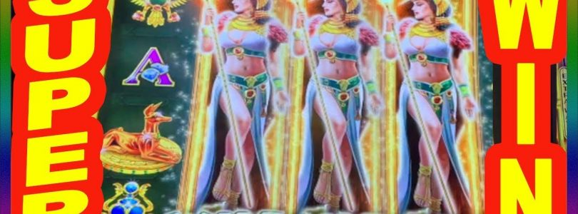 ** BIG WIN on GODESS RISING ** NEW SLOT ** SLOT LOVER **