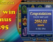 Slot Avalon big win bonus. Online casino.