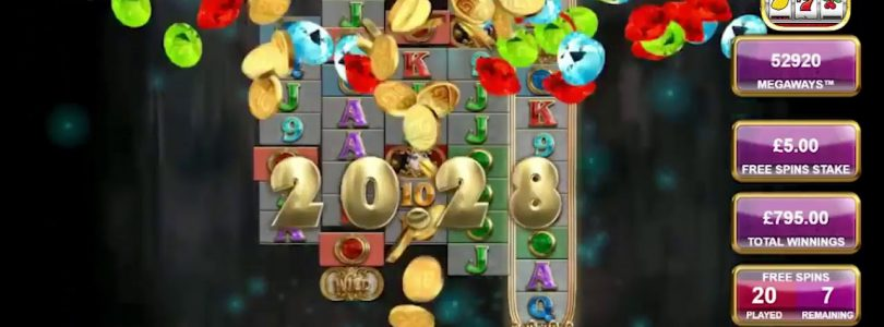 White Rabbit Epiiiic Huge BIG BIB WIN! Casino Game Online Slot