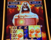 SUPER BIG WIN! Kronos Unleashed Slot Machine Bonus