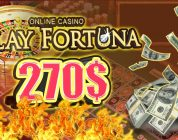 American Roulette Play Fortuna Casino — 270$ WIN!