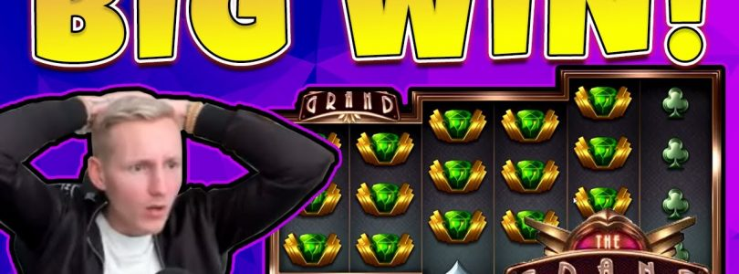 BIG WIN!!! The Grand BIG WIN — Online Slot from CasinoDaddy