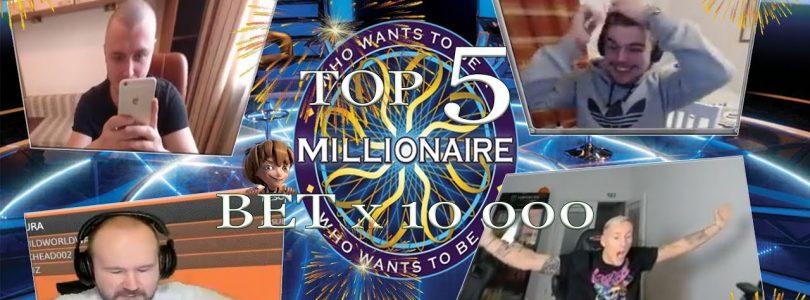 TOP 5 MillioNaire sloT 50 FREE SPINS AWARDED — BET x10 000(Big Time GAMING)