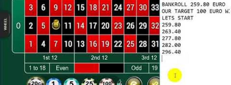 Roulette Strategy Software- If You Want Roulette Software — mr.alex274@gmail.com