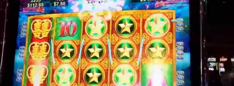 Jackpot Handpay Dragon's Law 5c Bonus +Retrigger Mega Huge Win