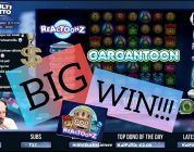 Big Win From Reactoonz Slot!!
