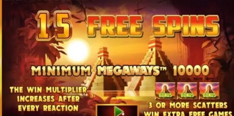 Online Slots — Temple of Treasure Big Wins from offline play