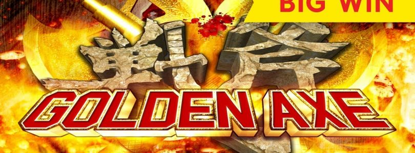 Golden Axe Slot — BIG WIN BONUS, NICE!