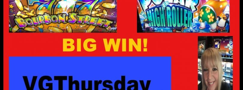 ** VGThursday **  BIG WIN — RED SCREENS — DOWNSTREAM CASINO