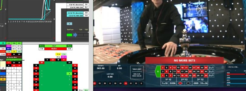 Win 634f Portomaso Live Roulette 1 © VR Software Fulcrum  Ultra H (5 slot version)