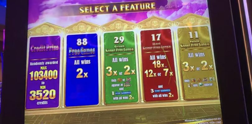 ** BIG WIN ** WHICH ONE DO YOU PICK? ** SUPER GAMES OR REGULAR  ** SLOT LOVER **
