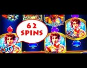 Napoleon and Josephine 62 Free spins! Super Big Win!