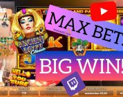 Max Bet!! Big Win From Ancient Egypt Classic!!