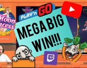 Mega Big Win From Moon Princess Slot!!