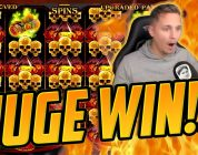 HUGE WIN!!! Devils Number BIG WIN — Casino games from CasinoDaddy (Free spins)
