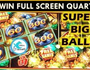 MY BIGGEST WIN ON QUARTER DENOMINATION MIGHTY CASH SLOT MACHINE! w/ BIG WIN on LOTERIA LOCK IT LINK!