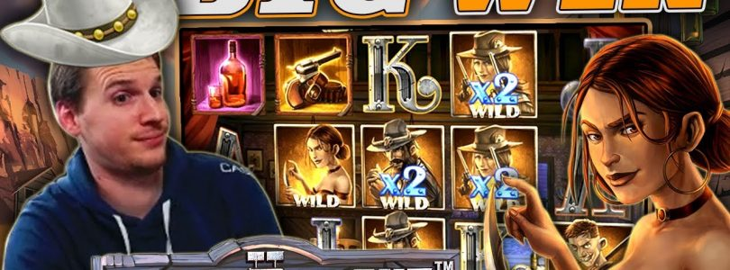 BIG WIN on Dead or Alive 2 Slot — £9 Bet!
