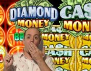 NEW GAME! CASH MONEY | DIAMOND MONEY | OVER 100X Big Win TOP UP FEATURE!!