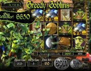 GREEDY GOBLINS  BONUS (BIG WIN)