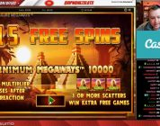 Online Slots — BIG WIN !! Temple Of Treasure Two Back to Back Big Wins