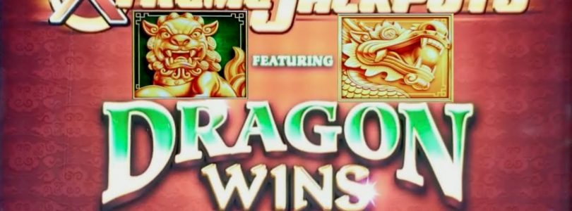 BIG WIN on NEW XTREME JACKPOTS DRAGON WINS SLOT POKIE BONUSES — PECHANGA