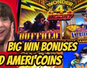 BIG WIN BONUSES-WONDER 4 BOOST