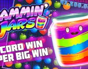 JAMMIN JARS SLOT — RECORD WIN! SUPER MEGA BIG WIN! ONLINE CASINO!