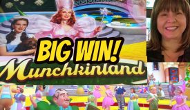 BIG WIN-NEW-MUNCHKINLAND WIZARD OF OZ