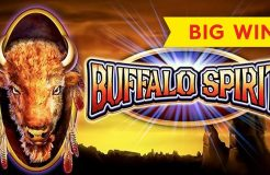 Buffalo Spirit Slot — BIG WIN BONUS!
