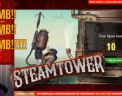 Steam Tower BIG win in bonus!!