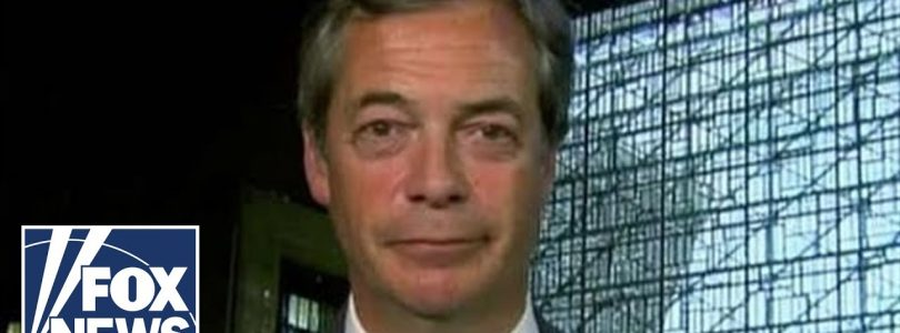 Nigel Farage on his Brexit Party's big win
