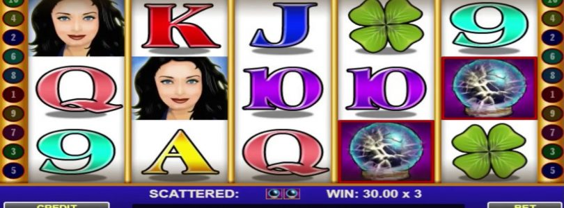 Lovely Lady Slot Machine — 15 Free Spin Bonus