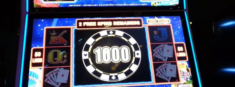 Lightning Cash Slots Machine bonus big win penny slot pokies link free games