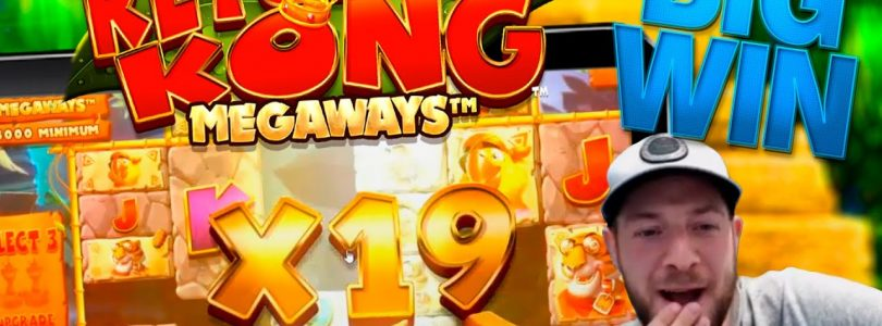 RETURN OF KONG MEGAWAYS BIG WIN!