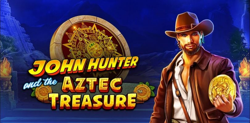 JOHN HUNTER AND THE AZTEC TREASURE (PRAGMATIC PLAY) — BIG WIN