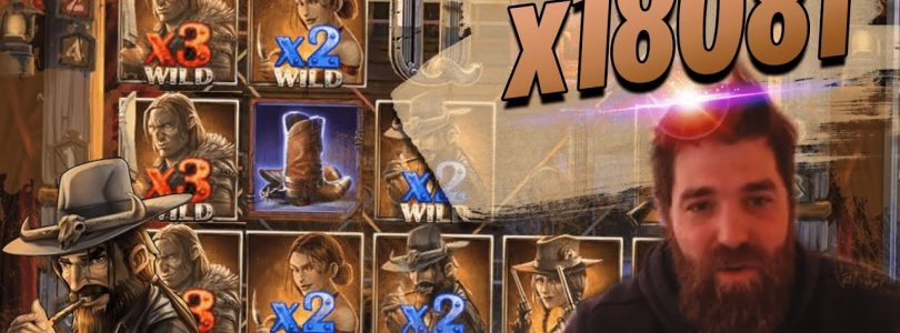 Record Win 81.000€ on Dead or Alive 2 slot ( x18081) —  Top 5 Biggest Wins of the May