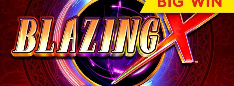 Blazing X Asia Slot — BIG WIN, ALL FEATURES!