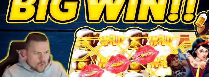 Snow Wild BIG WIN — Casino Games gambling from CasinoDaddy LIVE STREAM