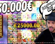 ROSHTEIN NEW RECORD WIN 130.000€ — Top 5 Biggest Wins of week