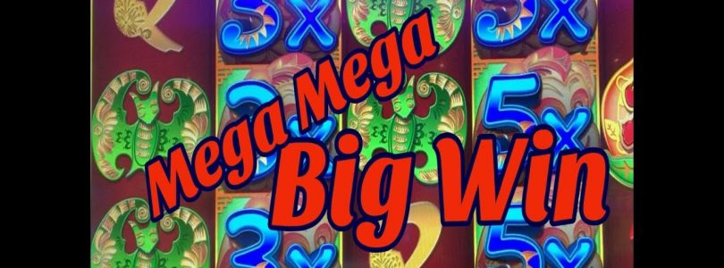 ★MEGA MEGA BIG WIN ! (3x 5x)★Wealthy Monkey Slot (Konami) Live Play & Huge Bonus @ San Manuel ☆彡栗