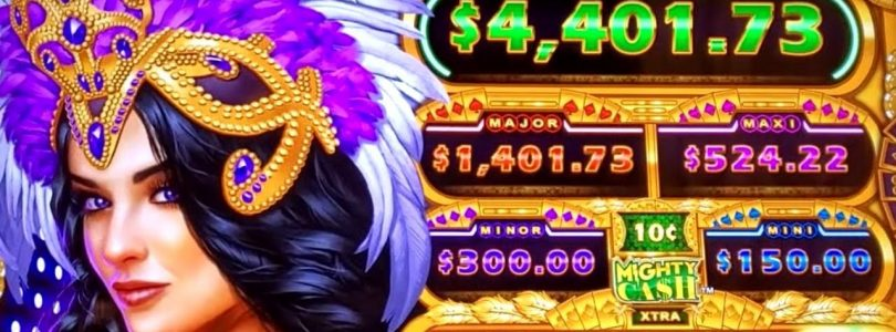 NEW Mighty Cash Vegas Wins Slot BIG WIN | $12.50 Max Bet | Season 2 EPISODE #19