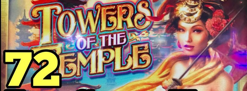 ***INSANE RETRIGGERED BIG WIN*** 72 FREE SPINS — TOWERS OF THE TEMPLE