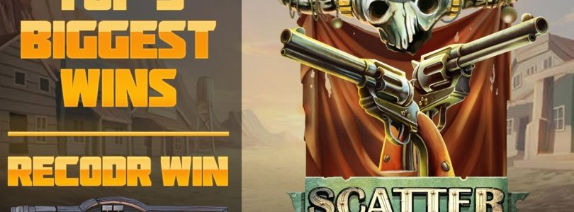 Top 3 Biggest win in may — Record win. Dead or Alive 2 slot